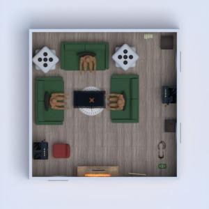 planos hogar comedor 3d