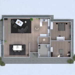floorplans namas vonia miegamasis renovacija 3d