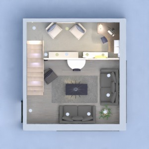 floorplans house furniture living room kitchen office 3d