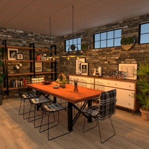 floorplans apartment lighting renovation architecture 3d