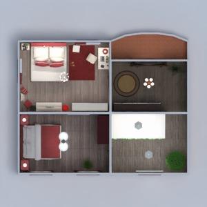 floorplans casa varanda inferior mobílias decoração casa de banho dormitório quarto cozinha quarto infantil iluminação reforma utensílios domésticos sala de jantar arquitetura despensa patamar 3d