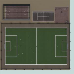 floorplans diy extérieur paysage architecture 3d