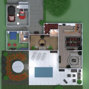 floorplans apartment house terrace furniture decor bathroom bedroom living room garage kitchen outdoor kids room lighting landscape dining room architecture storage entryway 3d