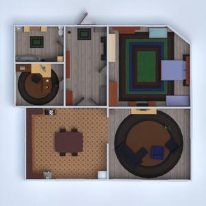 floorplans bathroom bedroom living room kitchen 3d