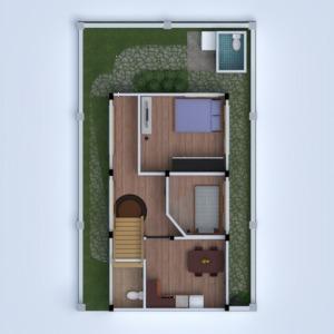 floorplans namas vonia miegamasis svetainė аrchitektūra 3d