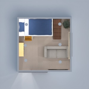 floorplans decor bedroom office lighting architecture 3d