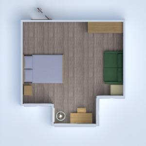 планировки мебель спальня офис хранение 3d