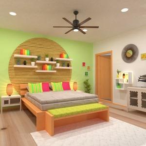 progetti decorazioni angolo fai-da-te camera da letto 3d