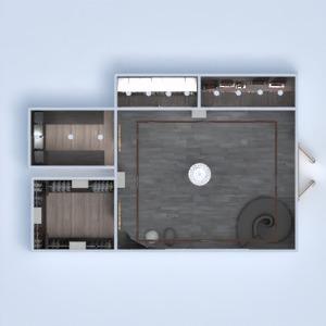 планировки квартира декор 3d