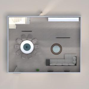 планировки столовая 3d