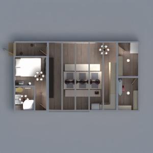 floorplans appartamento arredamento decorazioni bagno camera da letto saggiorno cucina illuminazione famiglia sala pranzo ripostiglio monolocale vano scale 3d