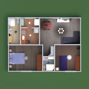 floorplans butas namas baldai dekoras pasidaryk pats vonia miegamasis svetainė virtuvė vaikų kambarys apšvietimas valgomasis аrchitektūra 3d
