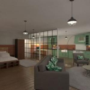 floorplans wohnung mobiliar dekor do-it-yourself badezimmer schlafzimmer wohnzimmer küche beleuchtung 3d