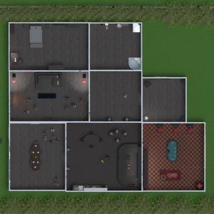 floorplans house bathroom living room kitchen household 3d