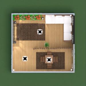 floorplans casa decoración iluminación paisaje descansillo 3d