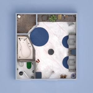 planos casa muebles decoración cuarto de baño arquitectura 3d