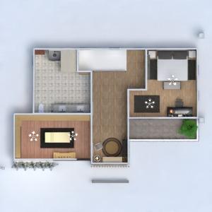 planos casa terraza muebles decoración cuarto de baño dormitorio salón cocina exterior iluminación paisaje comedor arquitectura 3d