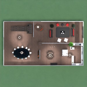 planos casa decoración arquitectura descansillo 3d