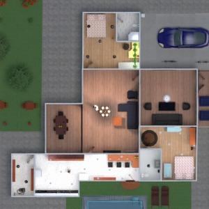 floorplans haus dekor do-it-yourself badezimmer schlafzimmer wohnzimmer garage küche kinderzimmer esszimmer lagerraum, abstellraum 3d
