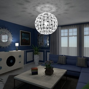 floorplans meble wystrój wnętrz pokój dzienny oświetlenie remont 3d