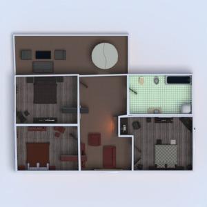 floorplans casa terraza muebles decoración bricolaje cuarto de baño dormitorio salón garaje cocina exterior despacho iluminación hogar comedor descansillo 3d
