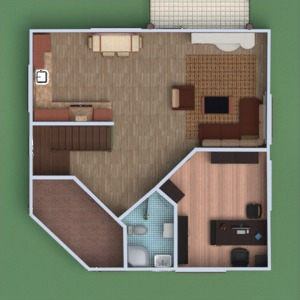 floorplans house terrace decor diy architecture 3d