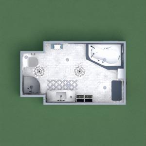 floorplans vonia apšvietimas 3d