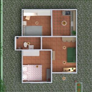 planos casa terraza muebles decoración bricolaje cuarto de baño dormitorio salón cocina exterior trastero 3d