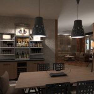floorplans apartment terrace furniture bathroom bedroom kitchen outdoor lighting renovation dining room 3d
