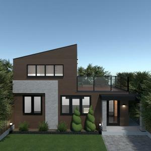 floorplans haus outdoor landschaft haushalt architektur 3d