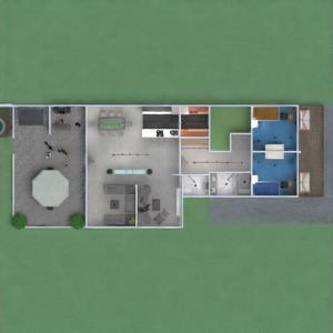 floorplans apartment house terrace furniture decor bathroom bedroom living room garage kitchen outdoor kids room lighting landscape dining room architecture entryway 3d