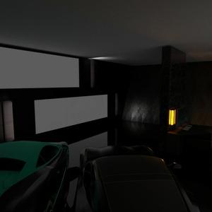 planos garaje 3d
