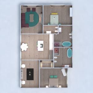 progetti casa arredamento decorazioni angolo fai-da-te cucina rinnovo sala pranzo vano scale 3d