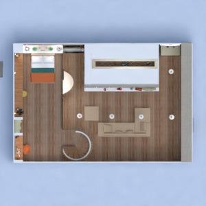 floorplans apartment decor bathroom living room kitchen lighting studio 3d