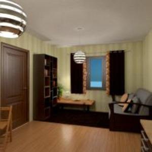 floorplans wohnung haus mobiliar badezimmer schlafzimmer wohnzimmer küche beleuchtung esszimmer 3d