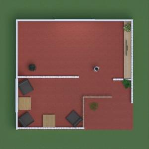 floorplans meble wystrój wnętrz oświetlenie jadalnia 3d