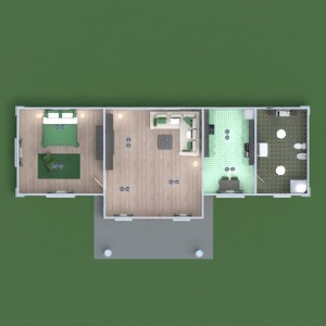 floorplans casa terraza decoración cuarto de baño dormitorio salón cocina exterior 3d