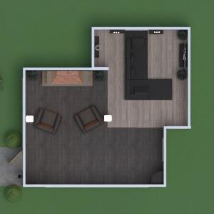 floorplans salón 3d