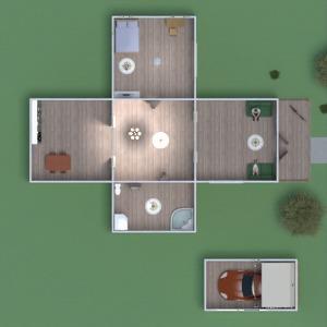 floorplans bedroom lighting landscape dining room entryway 3d