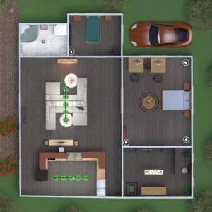 floorplans maison décoration paysage architecture 3d