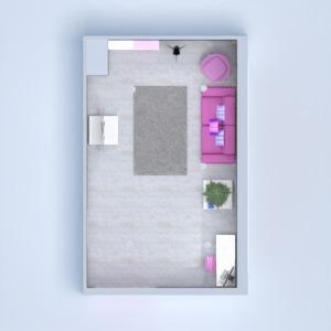 floorplans apartamento dormitório quarto escritório estúdio 3d