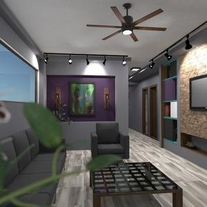 floorplans casa mobílias decoração casa de banho dormitório 3d