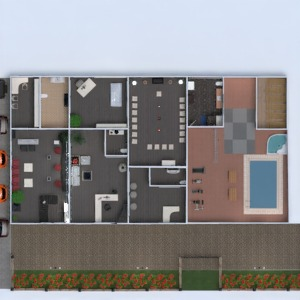 floorplans decorazioni 3d