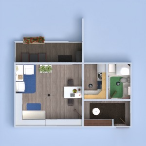 floorplans appartement maison 3d