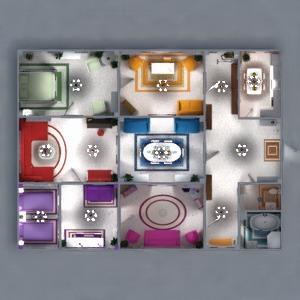 floorplans mieszkanie meble wystrój wnętrz łazienka sypialnia pokój dzienny kuchnia pokój diecięcy oświetlenie remont gospodarstwo domowe jadalnia przechowywanie wejście 3d