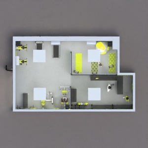 floorplans decor lighting architecture storage studio 3d