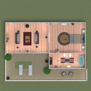floorplans house furniture decor bathroom bedroom living room garage kitchen lighting household dining room architecture 3d