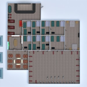 floorplans renovation 3d