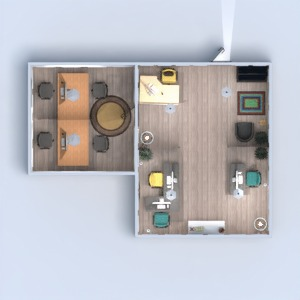 floorplans office renovation storage 3d