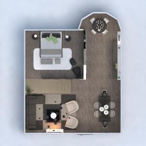 floorplans appartement meubles décoration diy salle de bains chambre à coucher salon cuisine eclairage rénovation paysage maison café salle à manger architecture entrée 3d